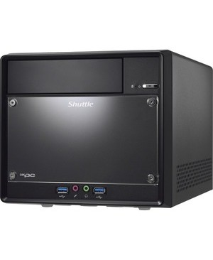 Shuttle Computer SH310R4 BB INTEL H310 MAX 32GB DDR4 300W PS NO CPU RAM HDD