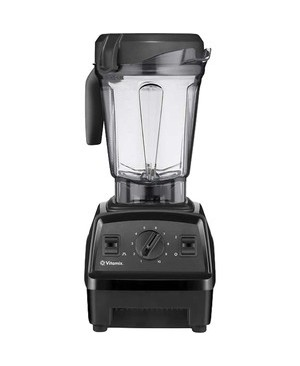 Worryfree Gadgets 10 VARIABLE SPEED PULSE FEATURE VITAMIX E320 EXPLORIAN BLENDERBLK
