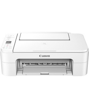 Canon - Soho And Ink PIXMA TS3320 WH INKJET PRINTER WRLS INKJET ALL-IN-ONE PRINTER