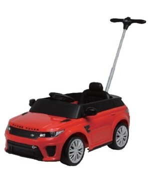 Rsc Labs KOOL KARZ LAND ROVER RANGEROVER ELETRIC RIDE ON TOY CAR RED