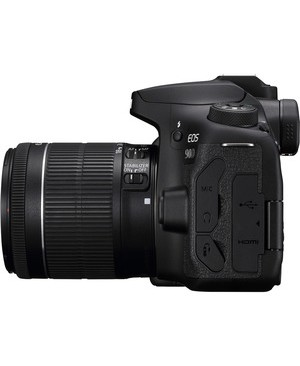 Canon-Photo Video EOS 90D + EF-S 18-135MM F3.5-5.6 IS USM KIT