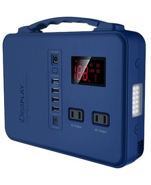 Idea Electronics IDEAPLAY BP200 PORTABLE POWER STATION