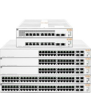 Hpe - Wlan ARUBA ION 1930 8G 2SFP 124W SW SWITCH2ON PROMO BNDL 8BL732