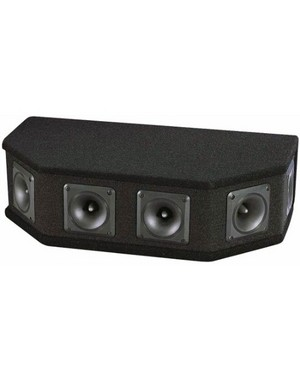 Pyle - Pro Sound PYLE 4-WAY TWEETER SYS FOUR 3IN SUPER HORNS
