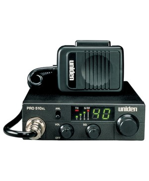 Uniden 2-Way Radio UNIDEN CB 2WAY RADIO 40CH COMPACT