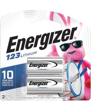 Energizer-Batteries ENERGIZER PHOTO LITHIUM BATTERY - 2 PACK
