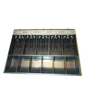 Apg TILL FOR SERIES 100 & 4000 5BILL 6COIN REMOVABLE TRAY