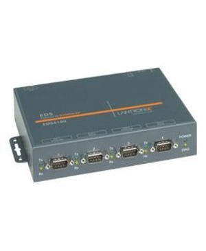 Lantronix Device Networking 4PORT TERMINAL/DEVICE SERVER NO PS ED41000P0-01