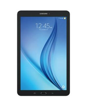 Samsung Commercial Tablet GALAXY TAB E 9.6IN WIFI BLACK