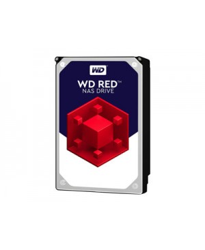 WD TDSourcing Red NAS Hard Drive WD60EFRX - hard drive - 6 TB - SATA 6Gb/s