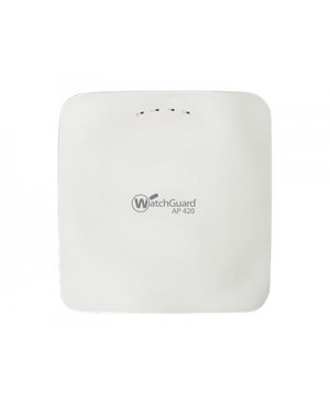 WatchGuard AP420 - wireless access point - with 1 year Basic Wi-Fi