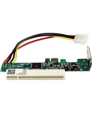 Startech.Com PCIE TO PCI ADAPTER CARD
