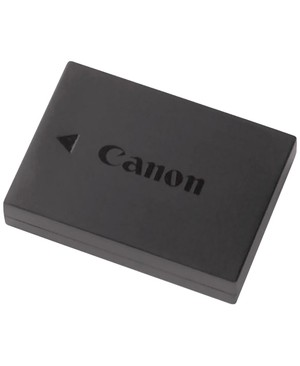 Canon - Accessories BATTERY PACK LPE-10 COMPATIBLE WITH THE T5 & T3