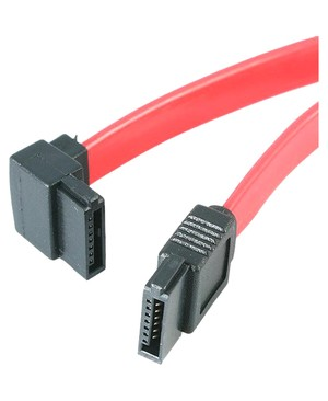 Startech.Com 6IN INT SATA TO LEFT ANGLE SATA SERIAL ATA DRIVE CABLE