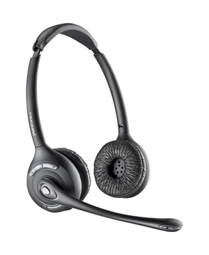 Plantronics Inc SPARE WH350 HEADSET CS520 BINAURAL OTH HEADSET DECT 6.0