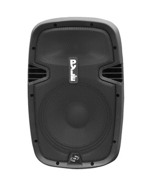 Pyle - Pro Sound 600W SPKR POWERED 8IN WITH MP3 INPUT BT