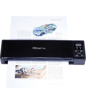 Iris IRISCAN PRO 3 WIFI USB 8PPM ADF 8PAGES SCAN JPG PDF OCR