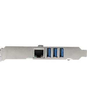 Startech.Com 3PORT PCIE USB 3.0 ADAPTER CARD USB 3 STANDARD & LOW-PROFILE