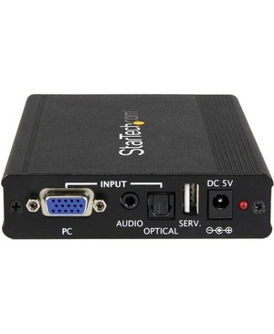 Startech.Com VGA TO HDMI CONVERTER W\ SCALER & AUDIO 1920X1200