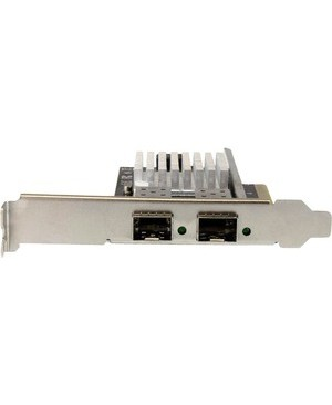 Startech.Com DUAL-PORT 10GBE FIBER NIC WITH OPEN SFP+ & INTEL 82599 CHIPSET