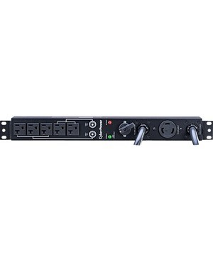 Cyberpower Systems Usa MNT BYPASS PDU 1U 30A 5OL REAR OUTLETS 6FT CORD 3YR WARR