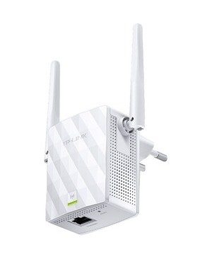 Tp Link 300MBPS RANGE EXTENDER WALL PLUGGED 2 FIXED ANTENNAS