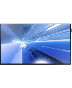 Samsung Commerical Large Format 55IN LED LCD  DISPLAY TAA ANALOG D-SUB DVI-D HDMI1 HDMI2
