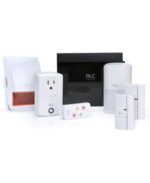 Alc Wireless HOME OR OFFICE SECURITY SYST W/ SIREN & SENSORS