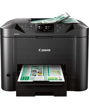 Canon - Soho And Ink MAXIFY MB5420 CLR LASER P/S/C/F WL ENET USB 600X1200 24/15.5PPM SM