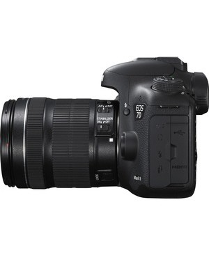 Canon-Photo Video EOS 7D MARK II EF-S 18-135MM F/3.5-5.6 IS USM WI-FI ADAPTER KIT