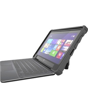 Gumdrop Cases HIDEAWAY FOR DELL LATITUDE 11IN 5175 BLK CUST MOLDED SHELL RUGGED