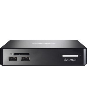 Shuttle Computer NS02A NANO ANDROID FANLESS PC 2GB RAM 16GB EMMC DS SOFTWARE