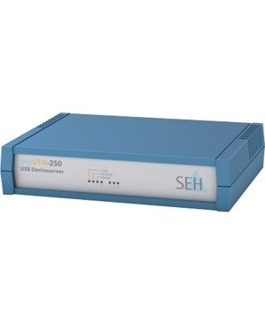 Seh Technology UTN-2500 USB DEVICE SVR 3XUSB 3.0 SUPERSPEED