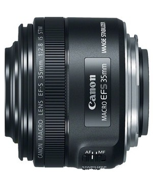 Canon-Photo Video EF-S35/2.8 M IS STM N