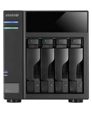 Asustor AS6004U 40TB 4X10TB TOWER 4BAY USB EXPANSION UNIT