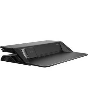 Fellowes LOTUS DX SIT-STAND WKSTN BLACK