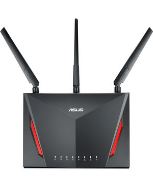 Asus - Components WL ROUTER AC2900 DUAL-BAND GGB