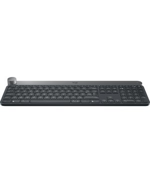 Logitech - Computer Accessories CRAFT ADVANCED WL KEYBOARD AVAILABLE
