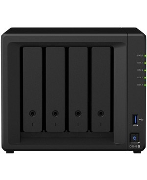 Synology 4BAY NAS DISKSTATION DS918+ DISKLESS