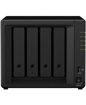 Synology 4BAY NAS DISKSTATION DS418 DISKLESS
