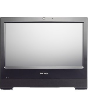 Shuttle Computer X50V6U3 AIO 15.6 INTEL I3-7100U MAX 32GB DDR BLACK NO RAM & HDD