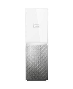Western Digital - Content Solutions 4TB MY CLOUD HOME PERSONAL CLOUD STORAGE NAS