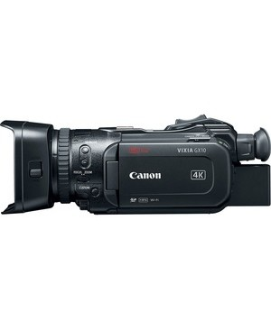 Canon-Photo Video VIXIA GX10 4K UHD 3.5IN LCD 13.4MP OPT 7.4VDC 2.5LBS
