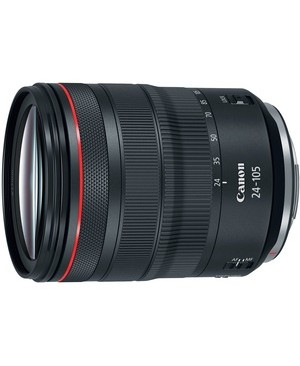 Canon-Photo Video RF 24   105MM F4 L IS USM LENS FOR EOS R CAMERA