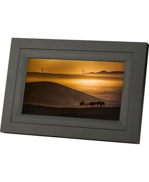 Idea Electronics IDEA WIFI 7IN DIGITAL PHOTO FRAME BLK TOUCH SCREEN SHARE PHOTOS