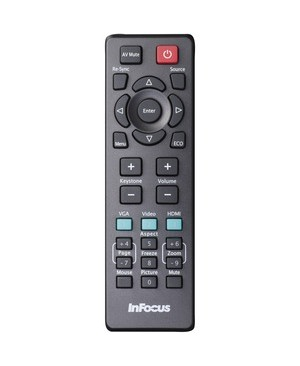 Infocus Managed STANDARD REMOTE CONTROL