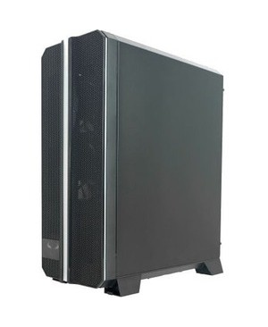 Riotoro Inc CR1288TG PRISM FULL-TOWER CASE RGB CASE WITH TEMPERED GLASS WINDOW