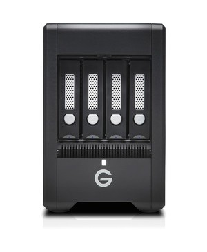 Hgst - G-Tech 56TB G-SPEED SHUTTLE TB3 HW RAID 4BAY TB3 E CLASS HDD