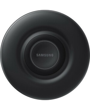 Samsung Wireless Charger Pad 9W, Compatible with Select Galaxy and Apple Devices PAD 2019 BLACK