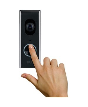 Alc Wireless 1080P VIDEO DOORBELL NO FEES, RECORD TO SD CARD